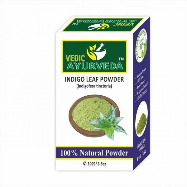 indigo leaf powder for hair