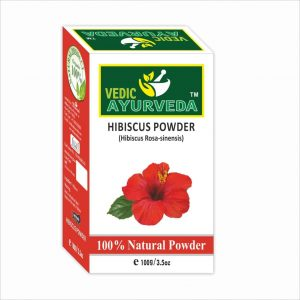 Hibiscus Powder for shiny hair