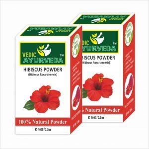 vedicayurvedas hibiscus powder