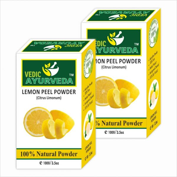 vedicayurvedas lemon peel powder