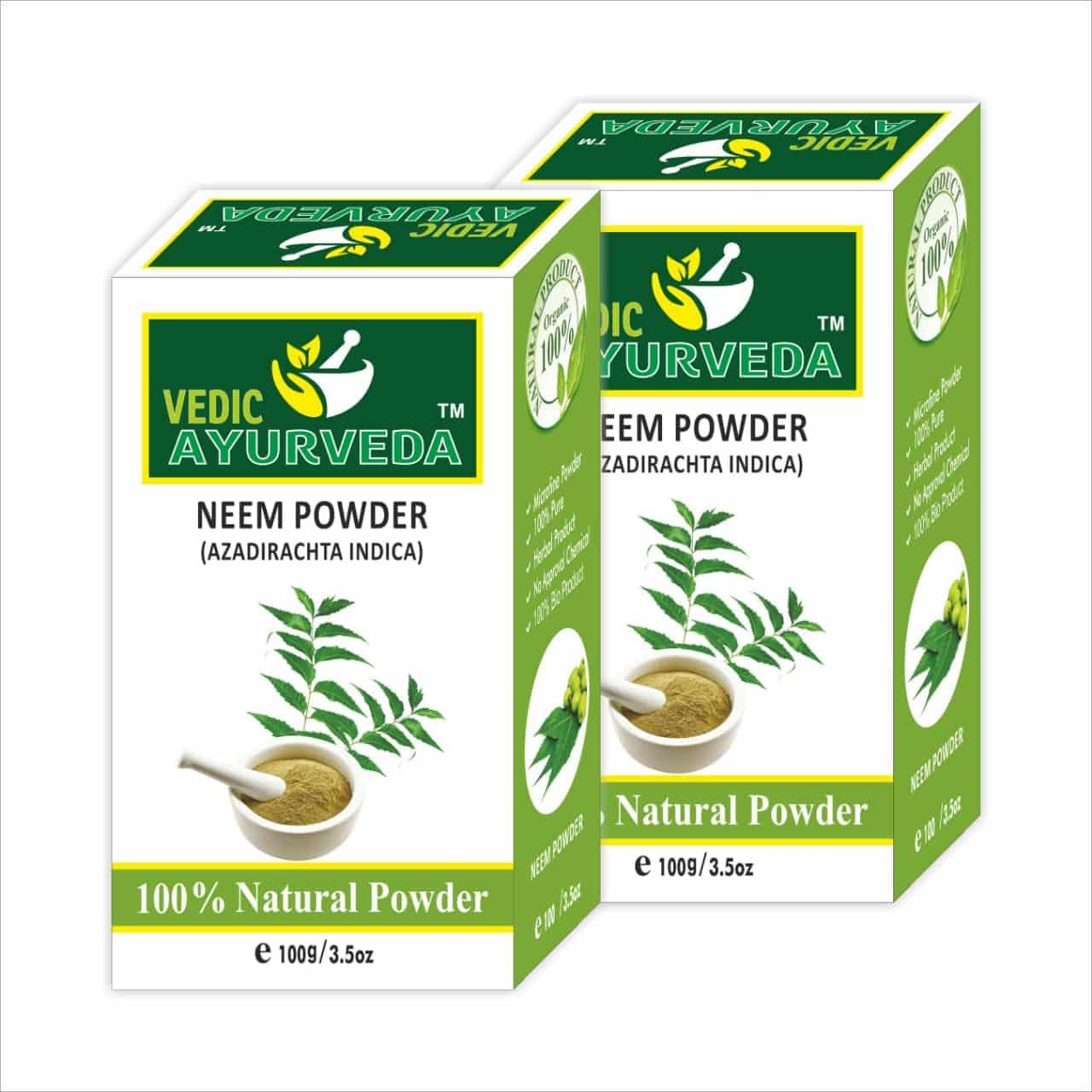 vedicayurvedas neem powder