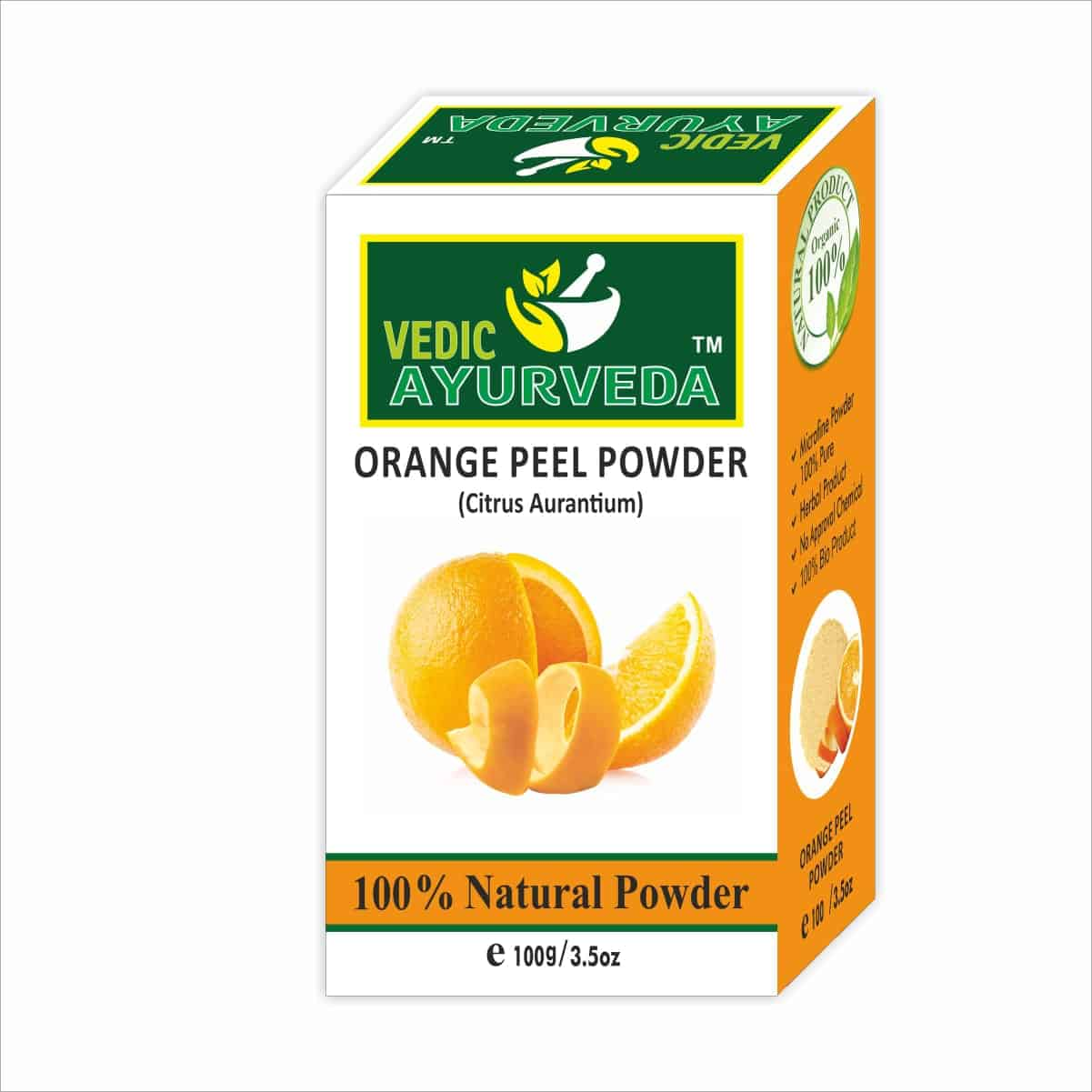 vedicayurvedas orange peel