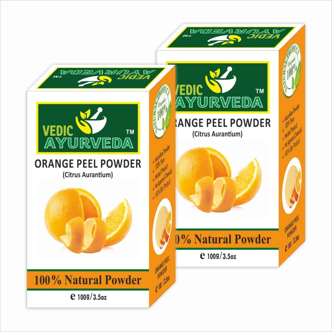 vedicayurvedas orange peel