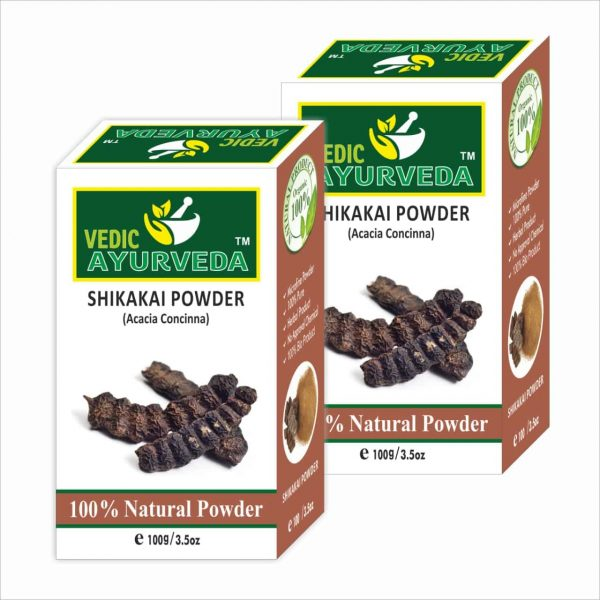 Shikakai Powder Combo