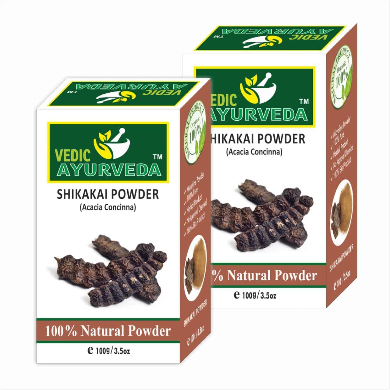 vedicayurvedas shikakai powder