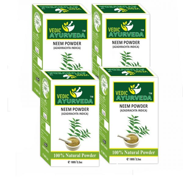 Neem leaf powder combo