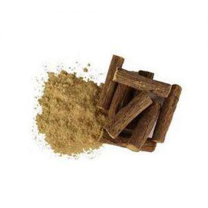 mulethi powder for skin
