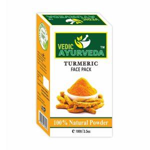Turmeric Face Pack Powder