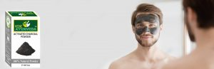 Activated Charcoal powder for face