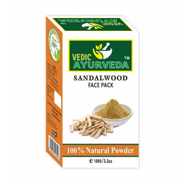 Sandalwood Face Pack Powder