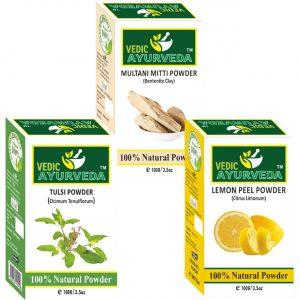 Tulsi Lemon Multani Combo
