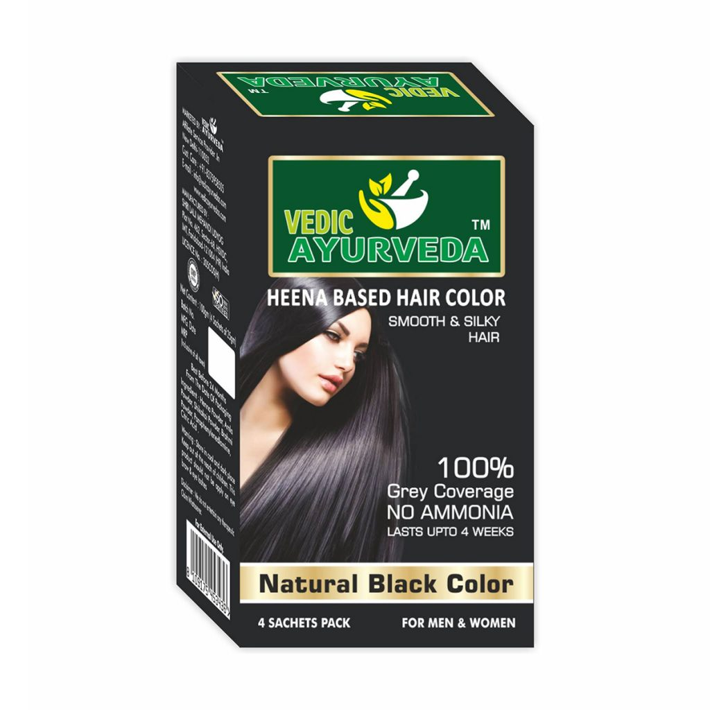 Natural Based Hair Color