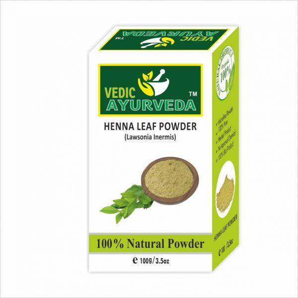 heena leaf powder
