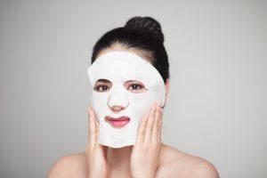 Natural Fruit Facial Mask