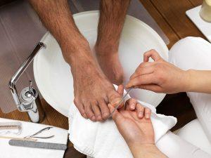 Lemon Grass Manicure and Pedicure