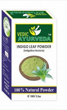 Vedicayurveda Indigo Leaf Powder