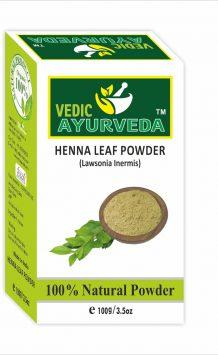 Vedicayurveda Henna Leaf Powder