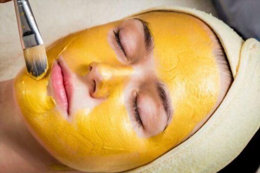 Vedicayurveda Orange Peel Face Pack